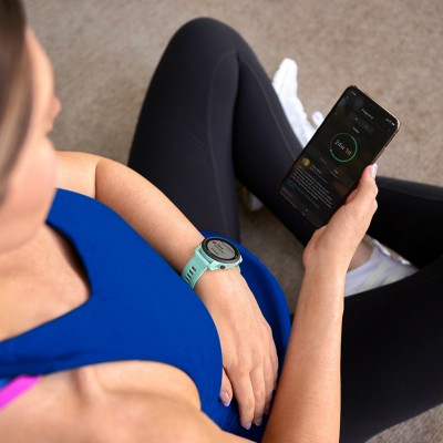 Функция отслеживания беременности в смарт-часах Garmin